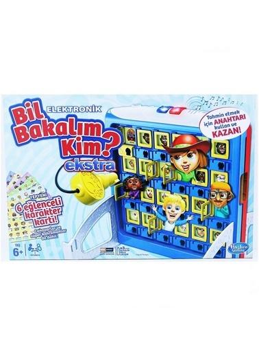 Hasbro Mb Games Bil Bakalım Kim? Ekstra-Hasbro